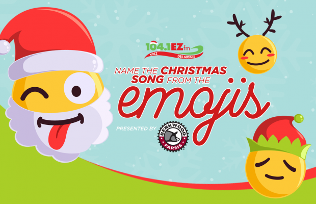 Name the Christmas Song from the Emojis